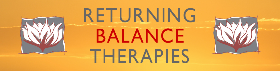 Returning Balance Therapies